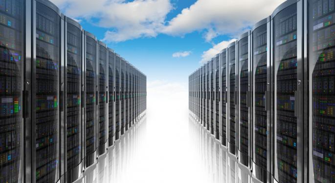 VMware Up on Improved Guidance