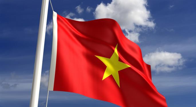 Reverse Capitulation For Vietnam ETF?