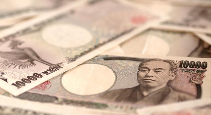A Real Yen For Stocks?