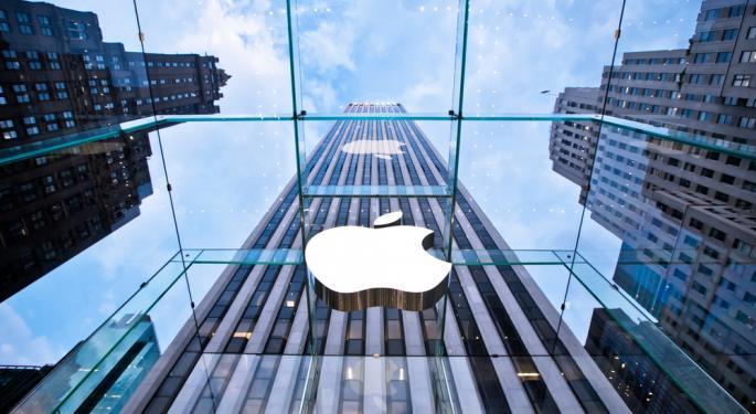 Jana Partners Dumps Apple Stake in Q4