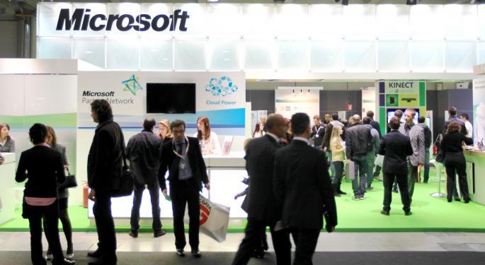 Microsoft Won't Stop Waging Battle In Tablet Wars MSFT
