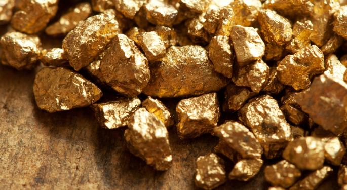 Gold ETFs Face Fed-Induced Headwinds