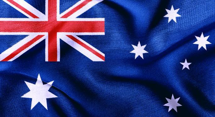 Koesterich Downgrades Australia