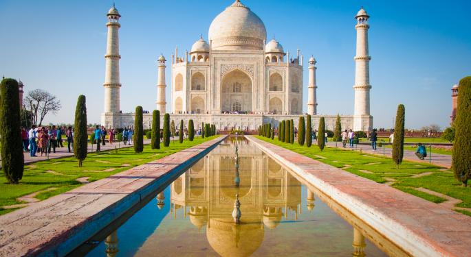 An Almost Rally For India ETFs