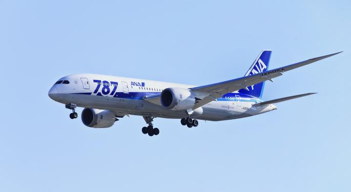 Boeing Takes The Lead Over Airbus In New Orders