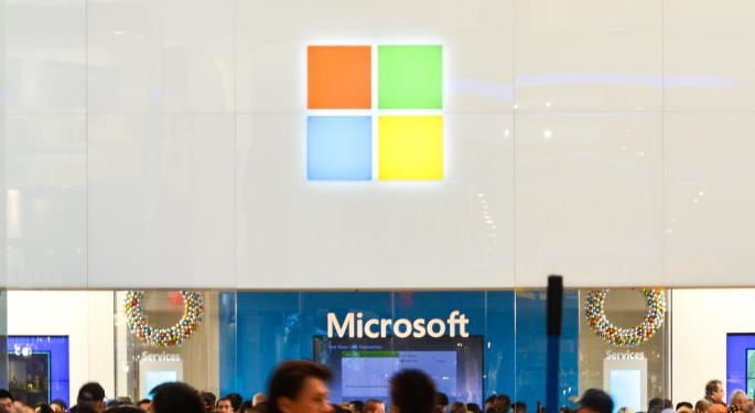 Microsoft Is Paying Attention To App Revenue Stream MSFT