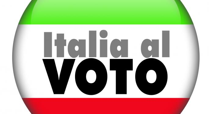 Early Italian Media Polls Show Bersani Victory