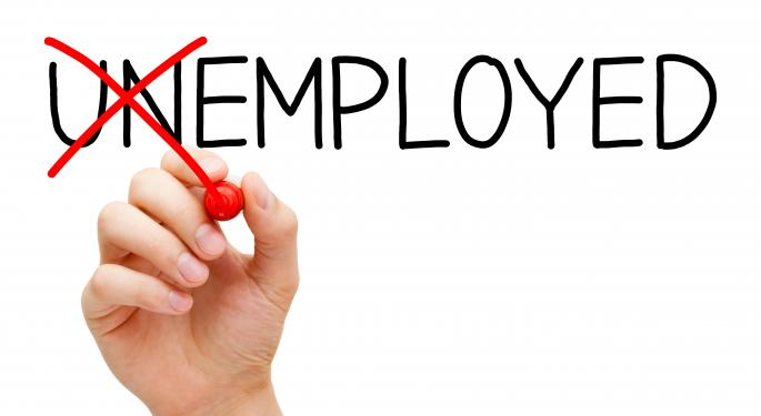 ADP Employment Report Shows 158,000 New Jobs in March