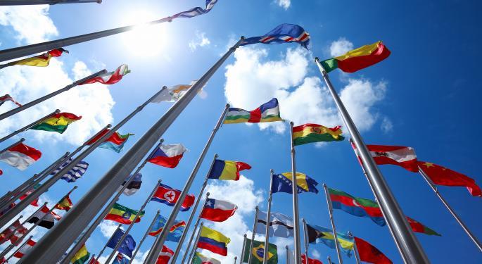 International Bond ETFs Breakout PCY, BWX