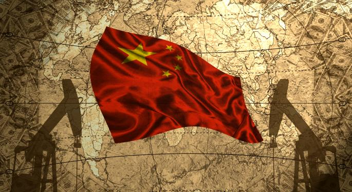 China's Weak Data Outweighs Concern Over Ukraine, Brent Slides