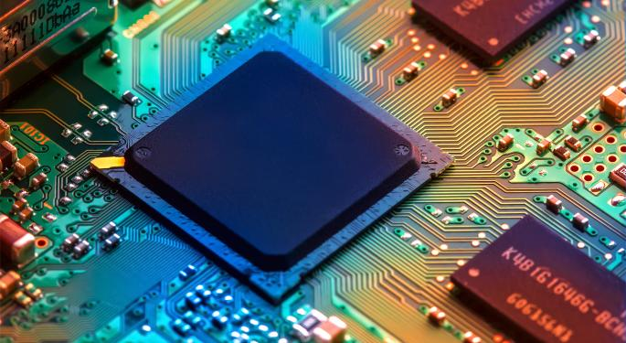 Rising Short Interest For Broadcom And Other Semiconductor Stocks BRCM, KLAC, MRVL