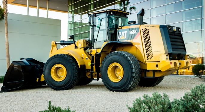 Caterpillar Earnings Preview: Low Expectations for Q1