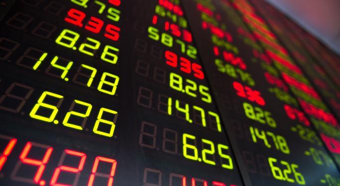 Mid-Morning Market Update: Markets Edge Higher; Dollar General Sales Miss Street View