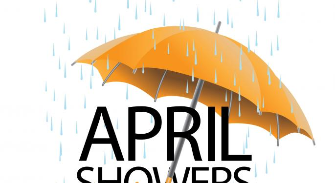 Inverse ETFs For April Showers