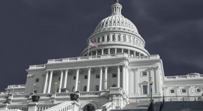 These ETFs Are Trumping Capitol Hill