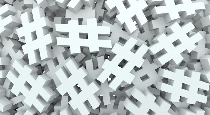 The Most Widely Searched Business and Investing Hashtags