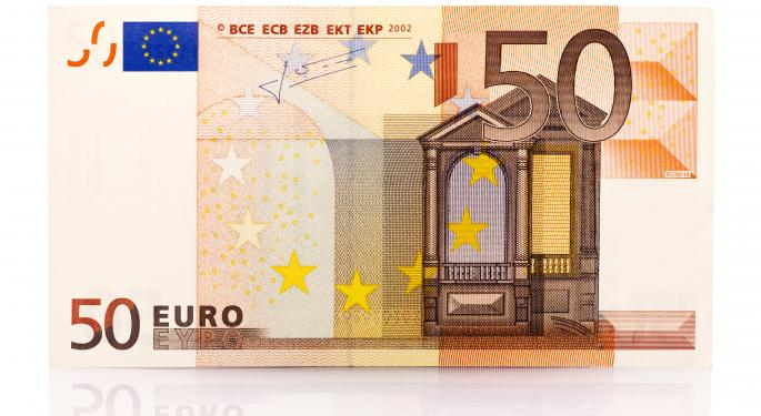 EUR/USD Falls To Lowest Levels Since November After Eurozone Unemployment And Inflation Data