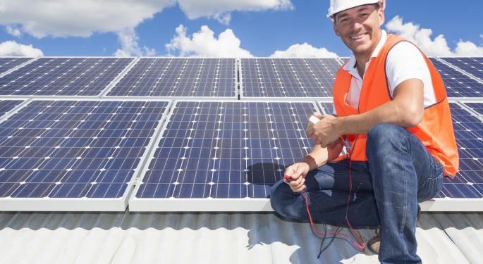 Short Interest In Solar Stocks Is Mixed AEIS, SUNE, SPWR