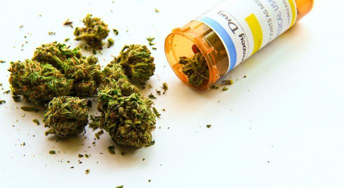 Feds Approve First-Ever Medicinal Marijuana Study