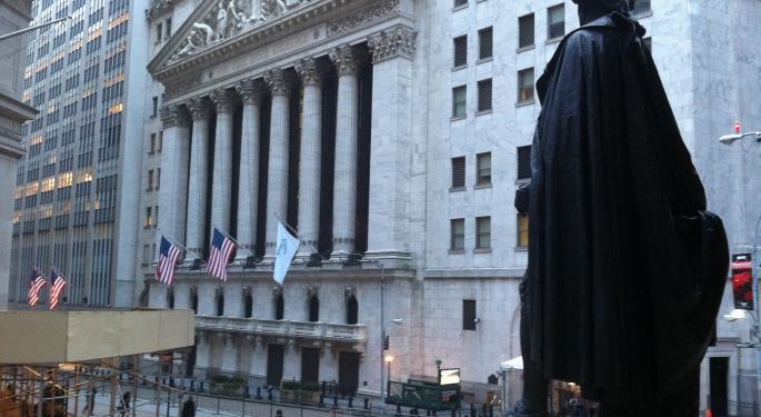 New York Stock Exchange Short Interest Spikes In Late June NYX