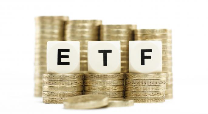 Three Unusual ETF Leaders in 2014