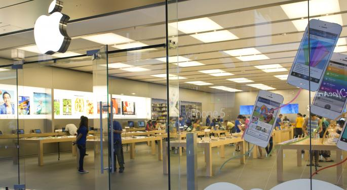 Apple's iPad And Mac Dominated PC Sales In Q2 2013 AAPL