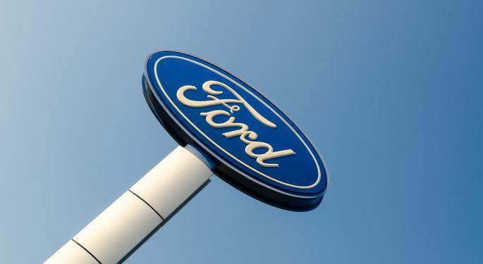 Alan Mulally To Remain At Ford Through 2014