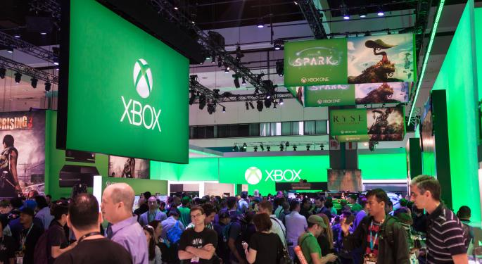 Microsoft Skips Games In First Xbox One Promo MSFT