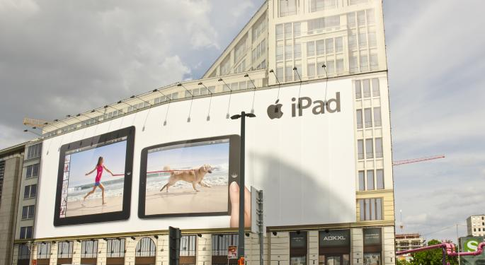 Apple Takes 94 Percent Share In Education Tablet Market