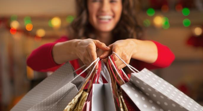 Holiday Retail Sales Rose 3.5 Percent On Children's Apparel & Jewelry