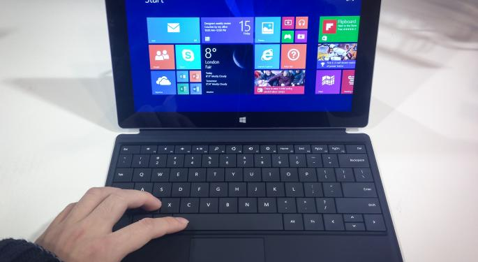 Report: Microsoft About To Slash Price Of Windows 8.1