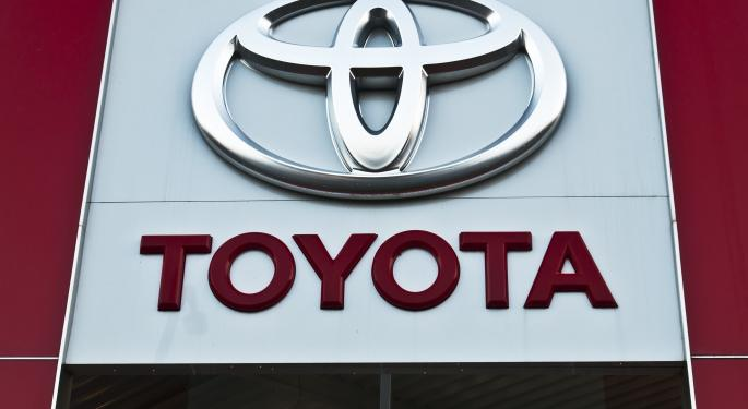 Toyota Leads The Industry In Global Vehicle Sales...Again
