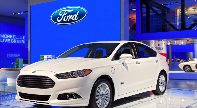Ford vs. General Motors  - Who's In The Driver Seat?