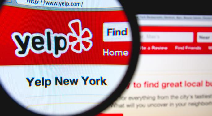 Yelp Share Prices Tumble Following Negative Media Reports