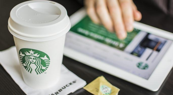 Starbucks Introduces Tech To Its Coffee