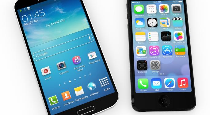 Apple Loses While Winning The Latest Battle In The Patent War With Samsung