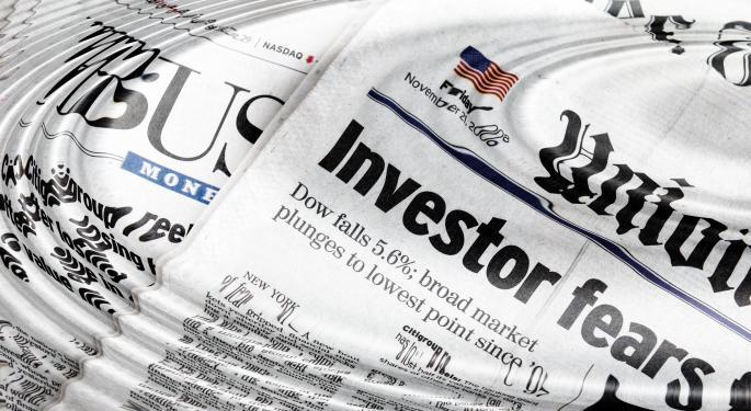 Three ETFs For The Panicked Investor SH, SEF, HDGE