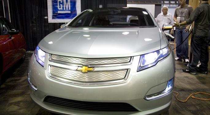 Five Star Stock Watch: General Motors GM