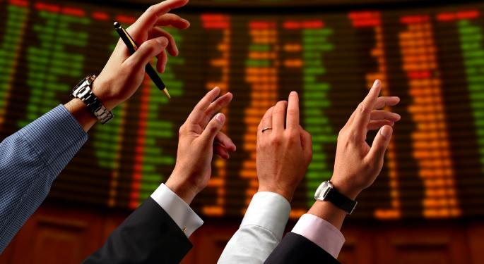 Market Wrap For March 10: Markets Slightly Lower On Chinese Growth Concerns