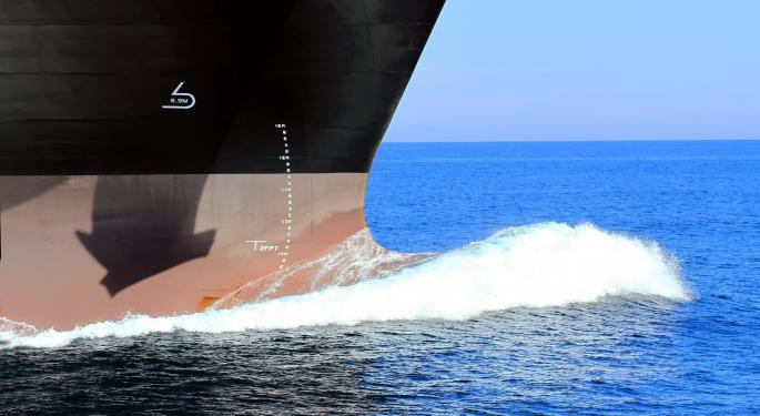 Full Steam Ahead For Wall Street's Shipping Stocks