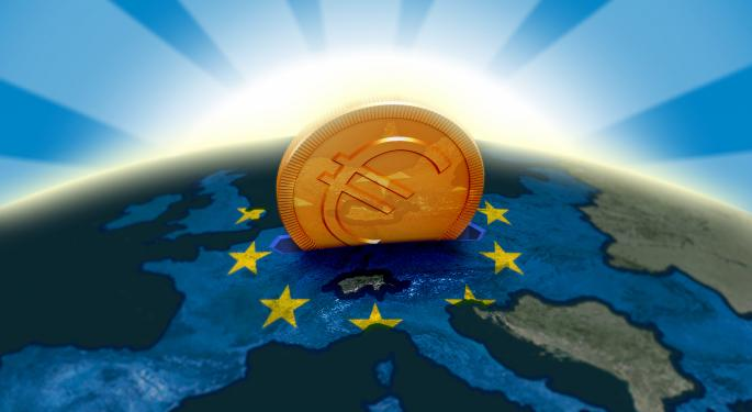 Eurozone Economy Continues to Improve Modestly as German Manufacturing Drops, Spanish Bond Auction Spooks Markets