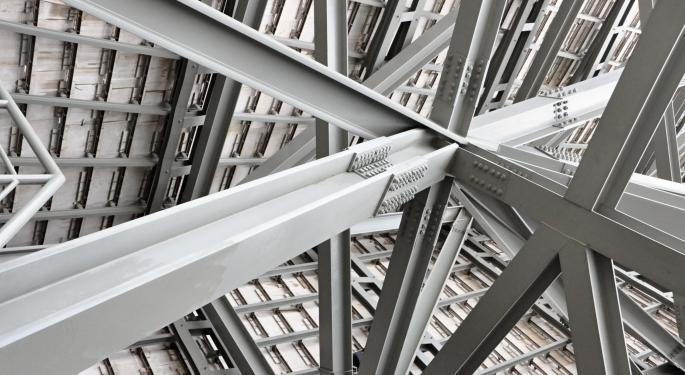 Big Problems For Steel ETF