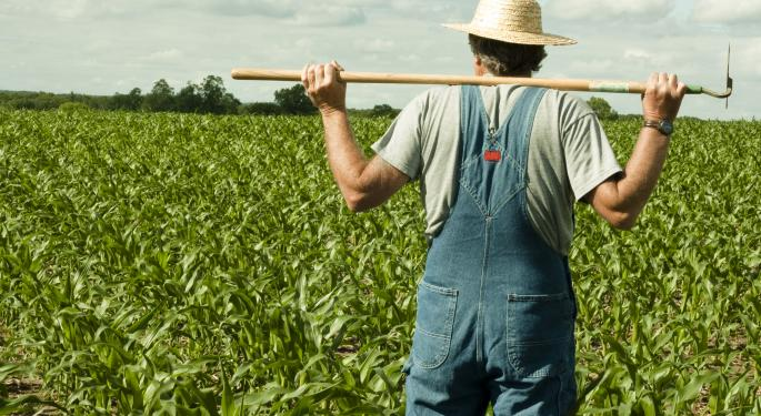 Are Farmers Next to be Hit by Debt?