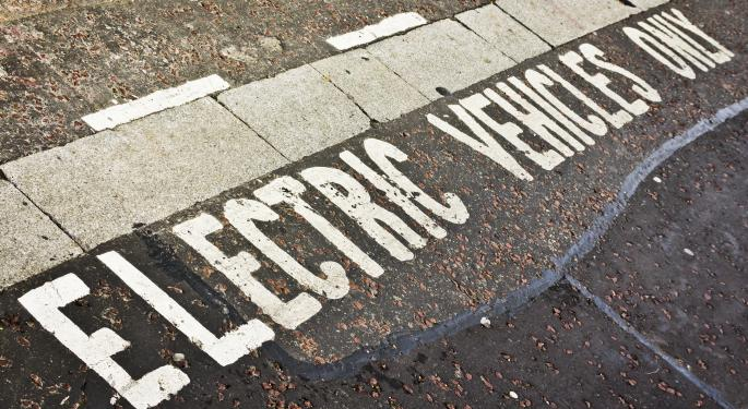 SLIDESHOW: Sizing Up Electric Vehicle Deals F, GM, HMC, TSLA