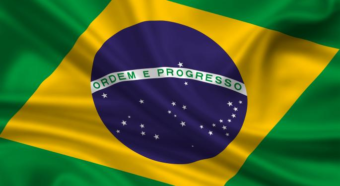 Four Brazilian Stocks with Momentum, and More Upside Potential
