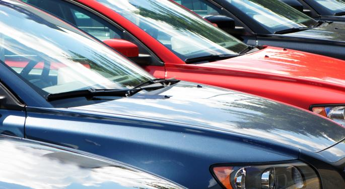 January's Auto Sales Data A Mix Of Good And Bad