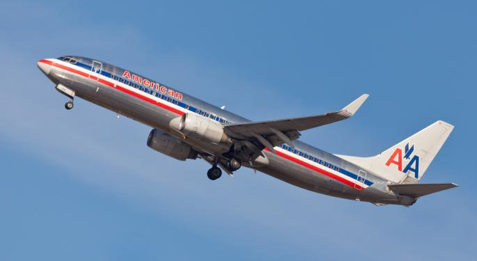 American Airlines and U.S. Airways Group Reach Settlement
