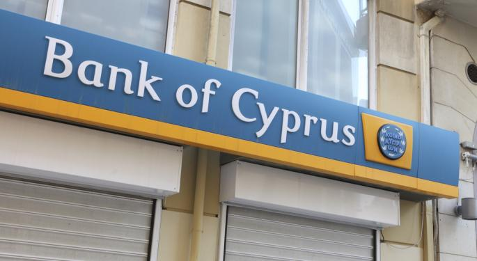 Largest Depositors in Cypriot Banks to Lose 8.3 Billion Euros in Bail-In