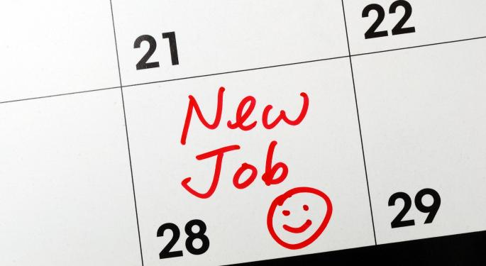 ADP Employment Report Shows 119,000 New Jobs In April vs. Expectations of 150,000