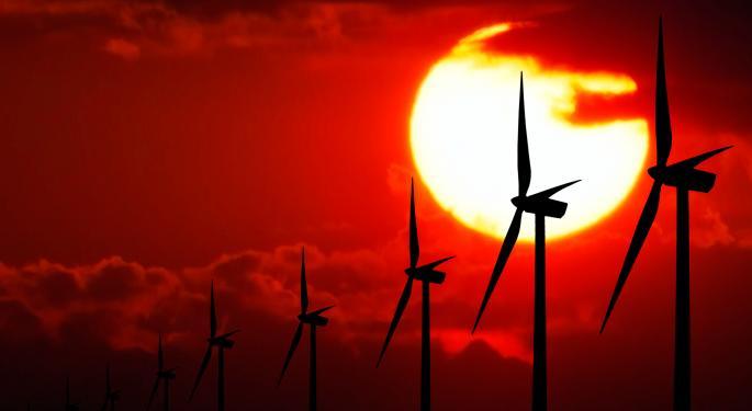 Four Top-Performing Clean Energy ETFs Under $15 FAN, ICLN, PBD, PBW